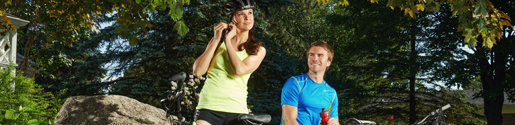 activités estivale vélo