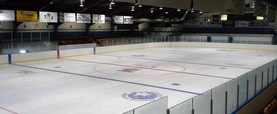 aréna Saint-Agapit